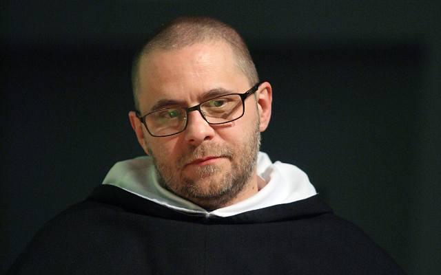 """Dominikanin ojciec Paweł Gużyński """"ma mówić roztropnie"""""""