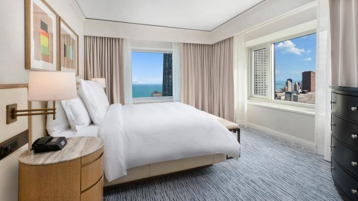 Chicagowskie hotele nagrodzone diamentową odznaką AAA