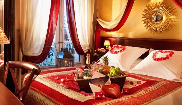 W Ohio jest najromantyczniejszy hotel w USA