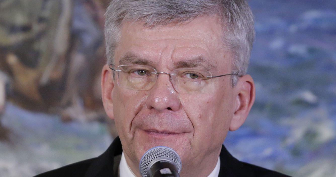 Karczewski zapowiada zmianę w konstytucji, przewidującą poszerzenie składu Senatu