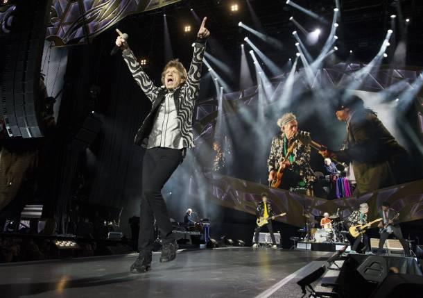 The Rolling Stones w Warszawie? To już niemal pewna informacja