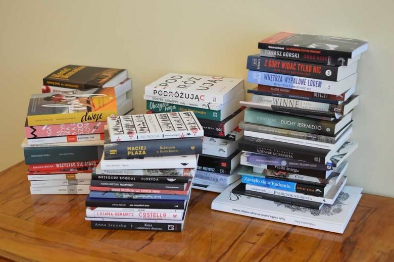 Ponad 70 książek różnych autorów zgłoszono do Nagrody Literackiej imienia Witolda Gombrowicza w Radomiu