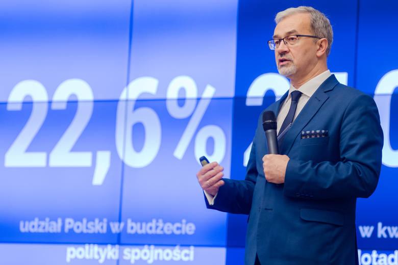 Minister Kwieciński: UE czekają trudne negocjacje w sprawie przyszłego budżetu