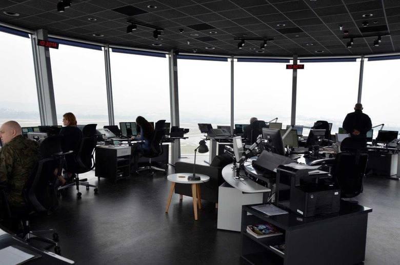 Kraków Airport ma nową wieżę kontroli lotniska