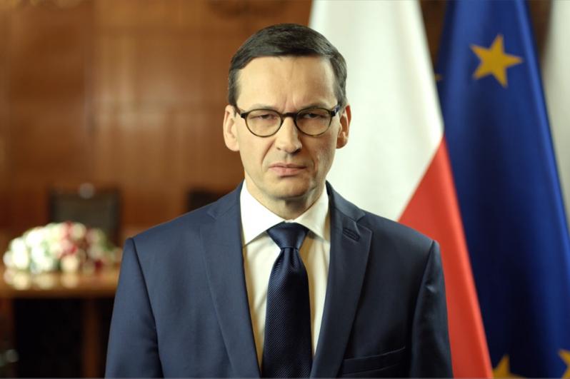 Specjalny film przygotowany przez Kancelarię Premiera zawierający oświadczenie Premiera Morawieckiego VIDEO