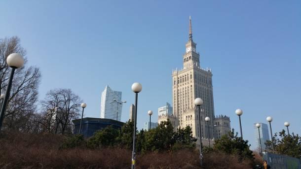 Warszawa: Iglica Pałacu Kultury i Nauki przejdzie remont. To nie jedyne planowane zmiany