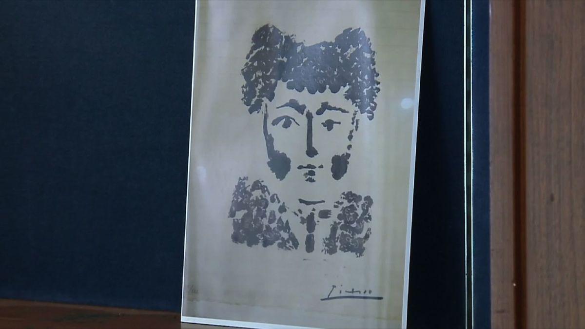 Z galerii w Milwaukee skradziono szkic Picassa