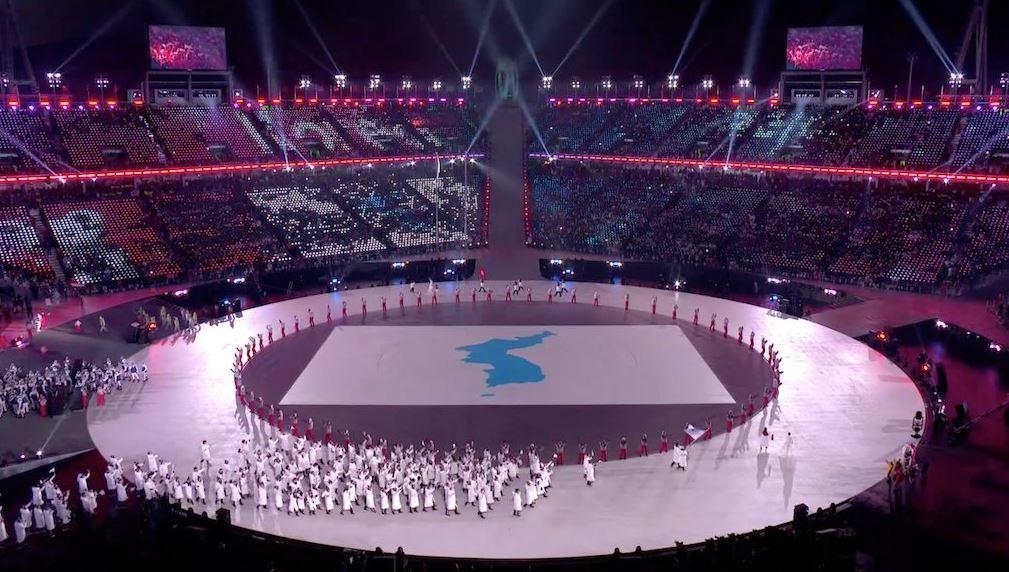 Pjongczang: Igrzyska olimpijskie zostały otwarte