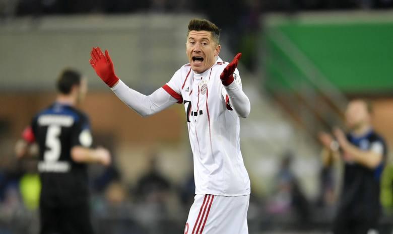 Ribery zostaje w Bayernie; Lewandowski chce odejść?