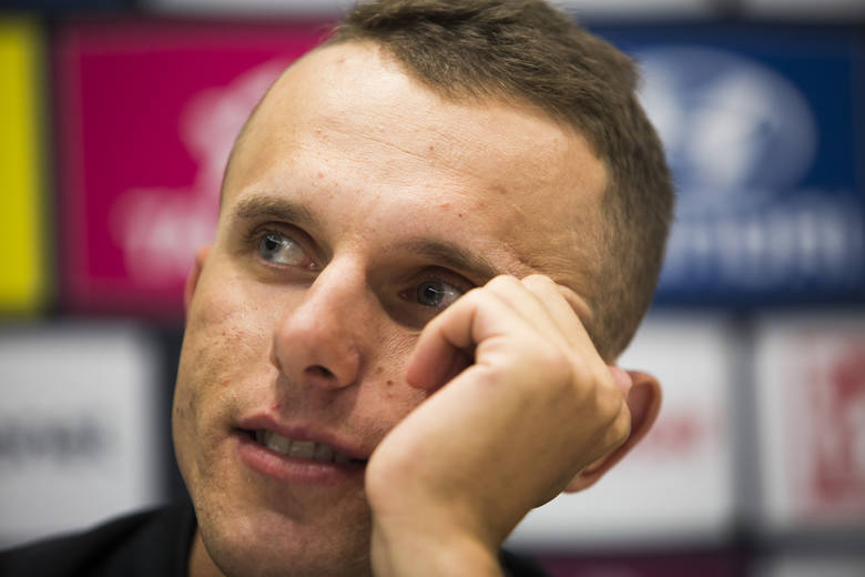 Rafał Majka broni swojego dobrego imienia po oskarżeniach o doping