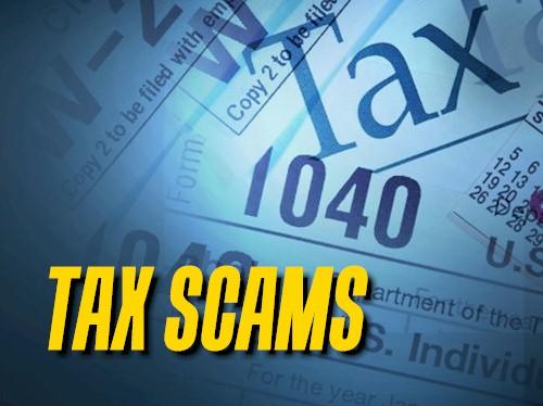 Uwaga na oszustów podających się za pracowników IRS