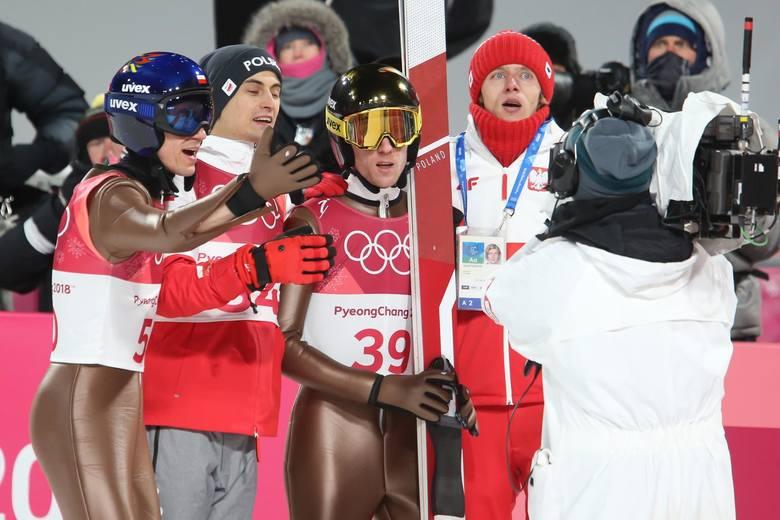 Igrzyska w Pjongczangu. Konkurs skoków narciarskich, który zmroził Polaków