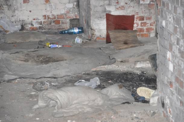 Głogów: Znaleźli ciało martwego mężczyzny w bunkrze