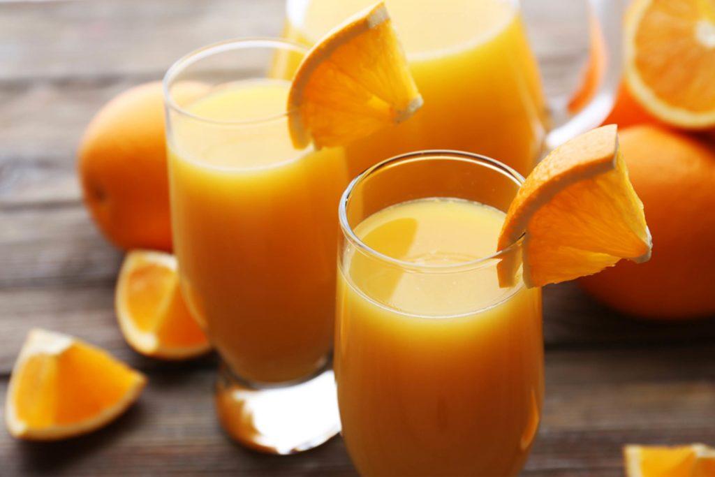 Sok pomarańczowy sposobem na grypę?
