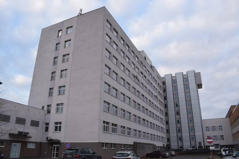 Samobójstwo w chełmskim szpitalu. Mężczyzna założył sobie pętle na szyję