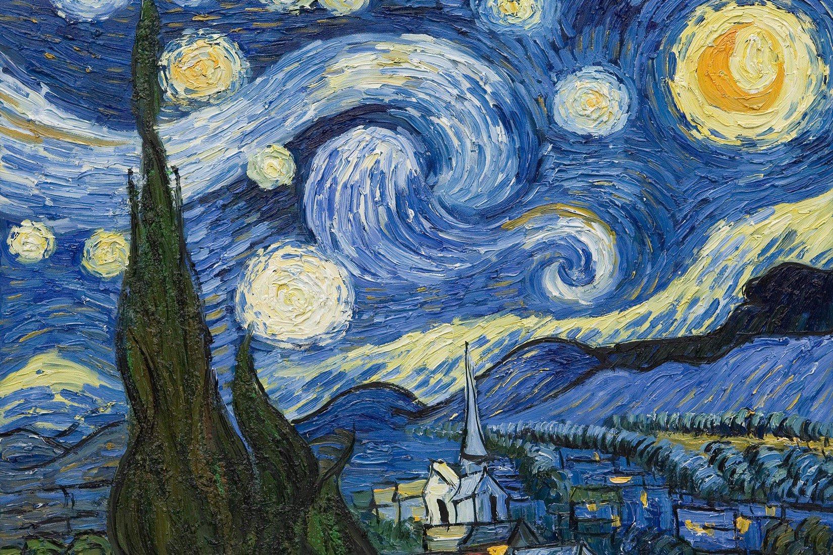 Dom wygląda jak obraz Van Gogha. Miasto codziennie karze właścicieli
