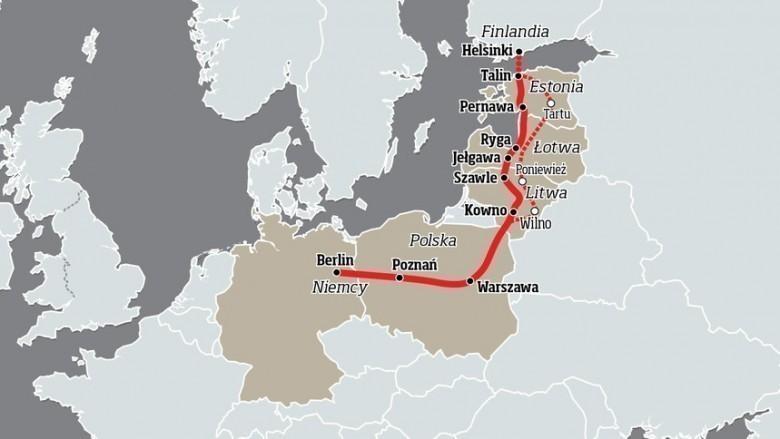 Łomża: Podpisano umowę na ostatni odcinek Via Baltik