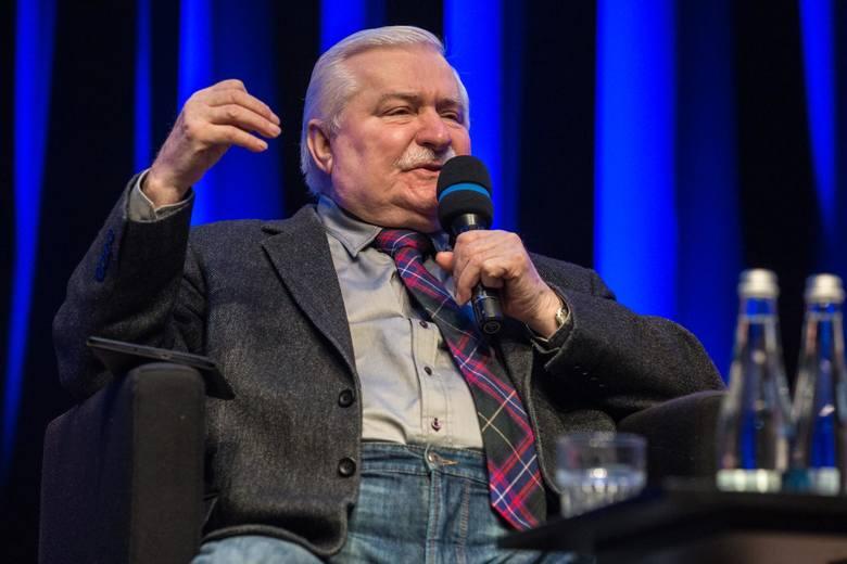 """Lech Wałęsa apeluje do Pawła Adamowicza: """"Dwie kadencje i do domu"""""""