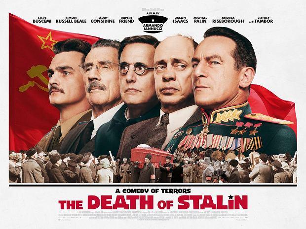 """Na Białorusi pokażą film """"Śmierć Stalina"""" zakazany w Rosji"""