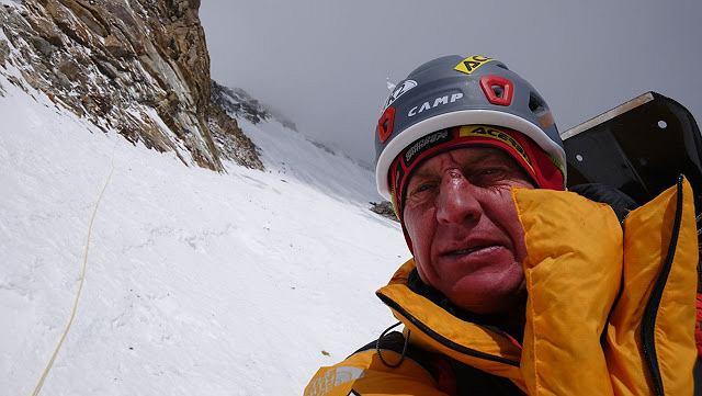 Denis Urubko zrezygnował z udziału w wyprawie na K2