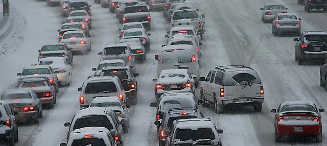 Zima paraliżuje Środkowy Zachód USA