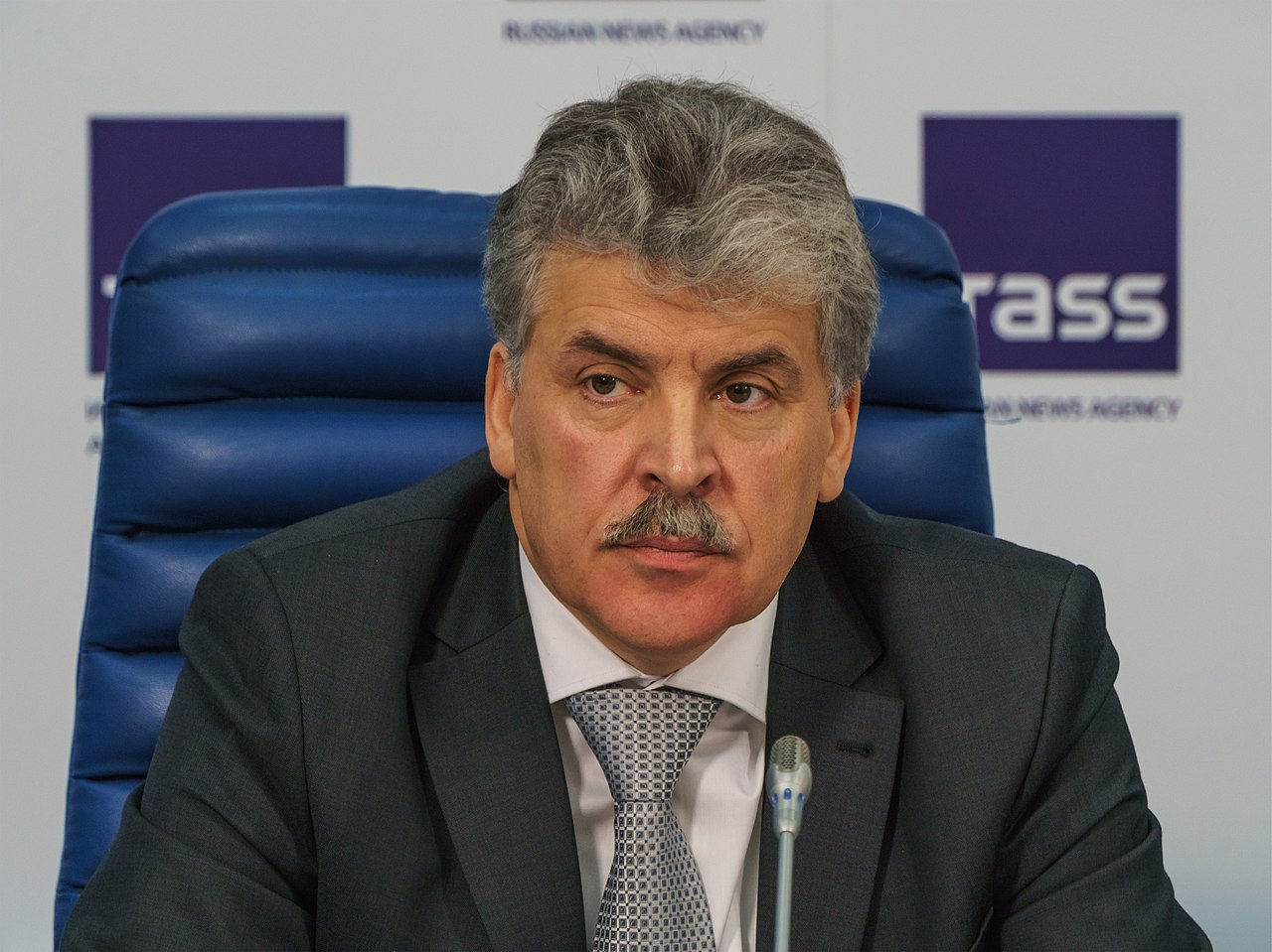 Rosyjski komunista nie odpadł z wyborów prezydenckich