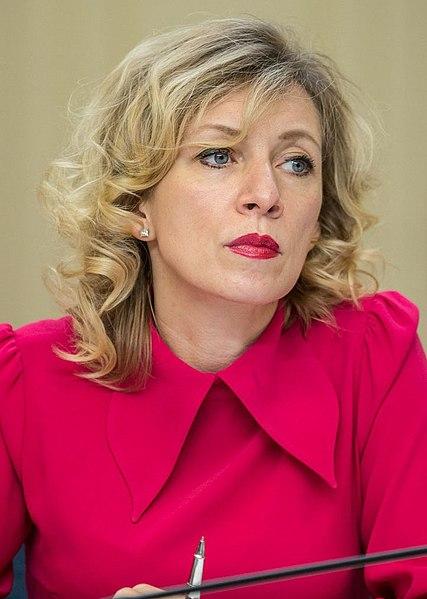 """Marija Zacharowa: Wypowiedzi premier Wielkiej Brytanii ws. otrucia Skripala to """"cyrk"""""""