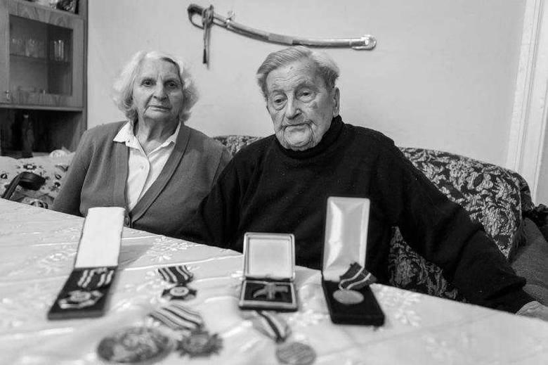 Zmarł Józef Żurek, najstarszy Polak. Mieszkał w Kujawsko-Pomorskiem. Miał 108 lat [FOTO]