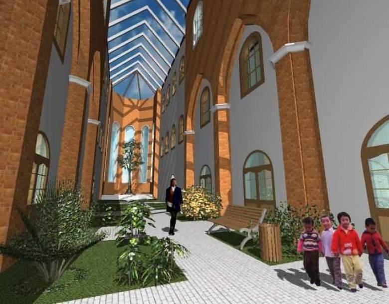 Głogów: W ruinach kościoła powstaną… mieszkania?