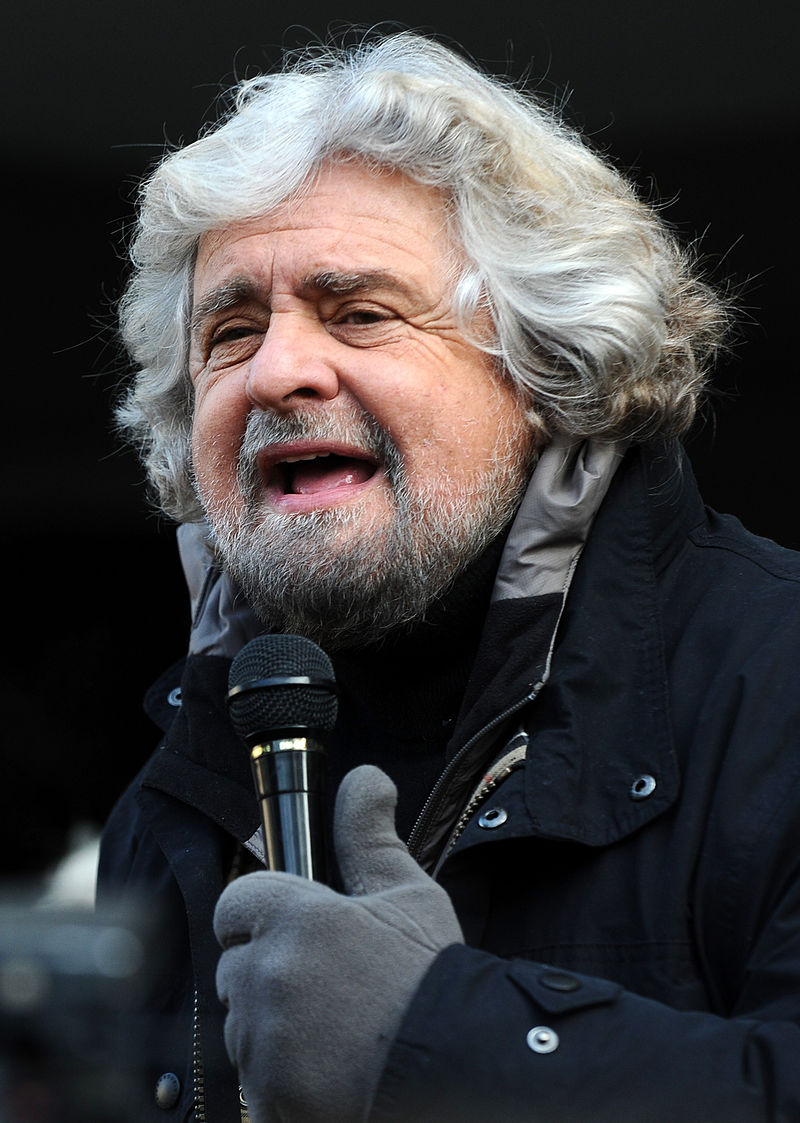 Włochy: Klęska lewicy i znakomity wynik antysystemowego Ruchu 5 Gwiazd w wyborach parlamentarnych