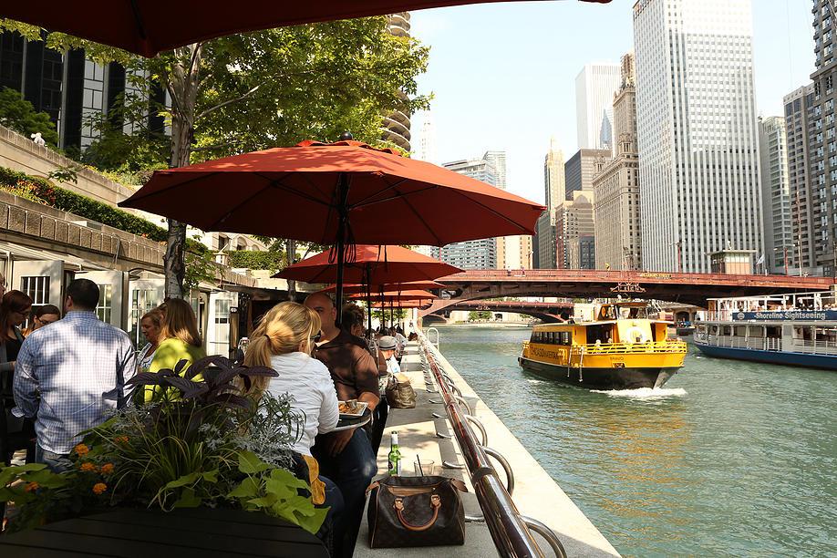 Nad rzeką Chicago powstanie nowa restauracja