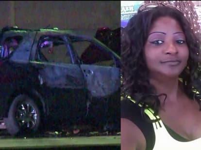 Policjant 3 razy postrzelił kobietę zatrzymaną na autostradzie w Elgin
