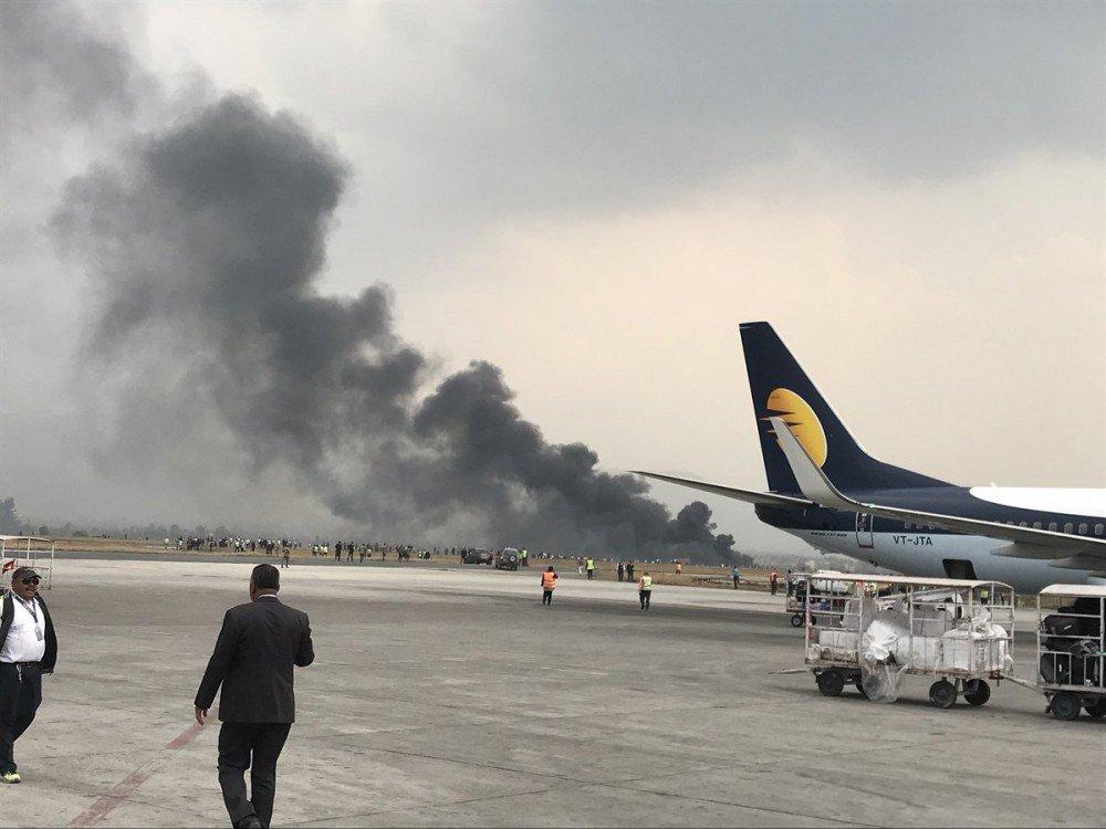 Ostatnie dane: 49 ofiar katastrofy samolotu pasażerskiego w Katmandu
