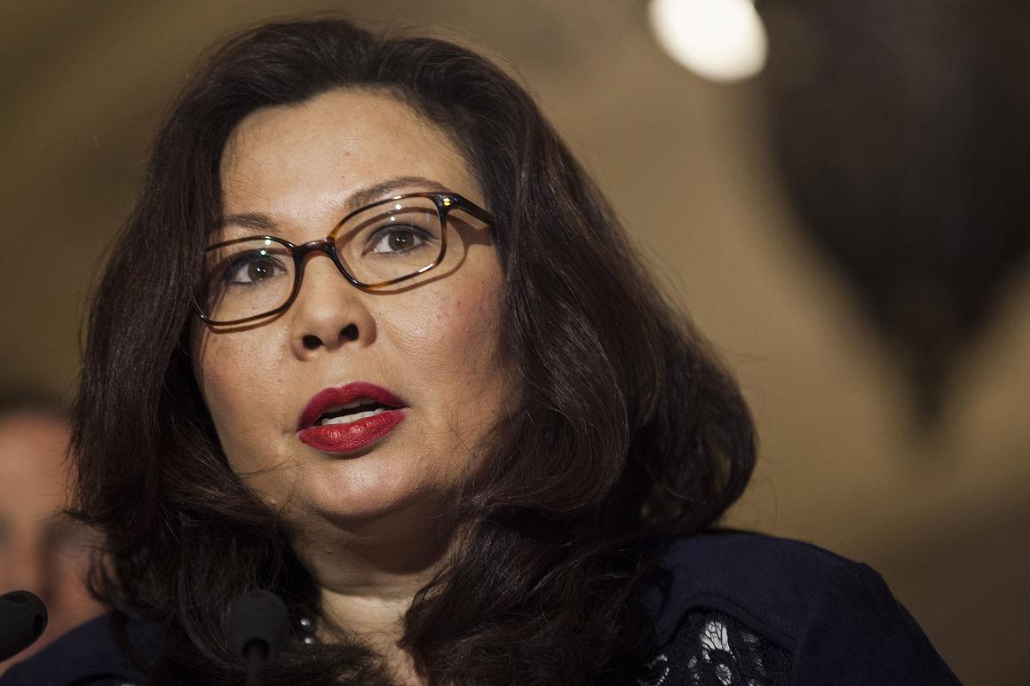 Senator Tammy Duckworth zapewnia: To inne NRA wpłaciło na mój fundusz 50 milionów dolarów