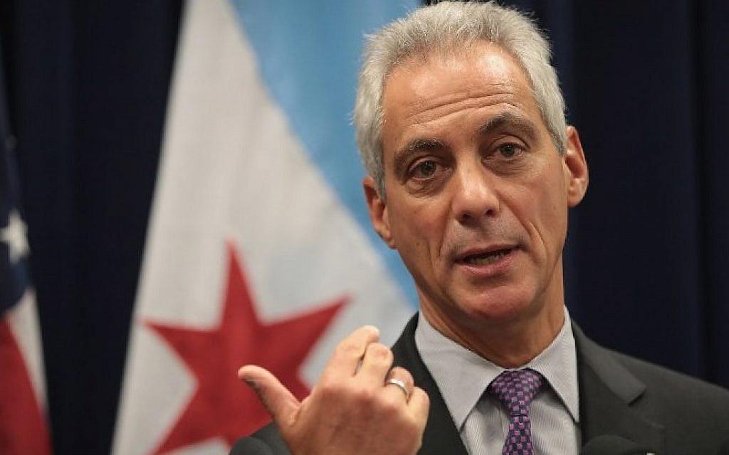 Burmistrz Emanuel ostrzega przed impeachmentem Donalda Trumpa