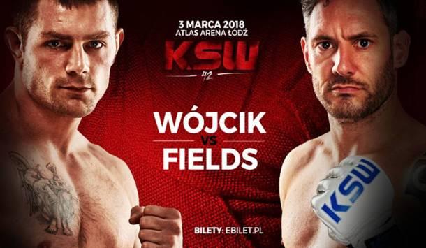 KSW 42:W Łodzi zaprezentuje się pilanin Marcin Wójcik