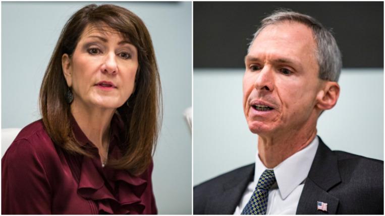 Senator Bernie Sanders poparł Marie Newman a nie Dana Lipinskiego w prawyborach do Kongresu