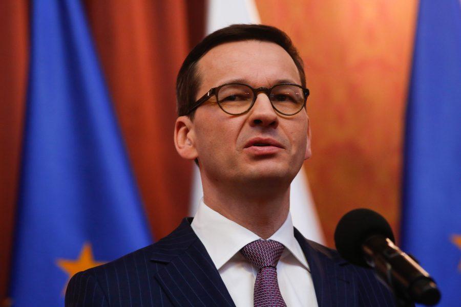 Premier Morawiecki wziął udział w posiedzeniu Parlamentu Europejskiego w Strasburgu: Przedstawił swoją wizję Europy