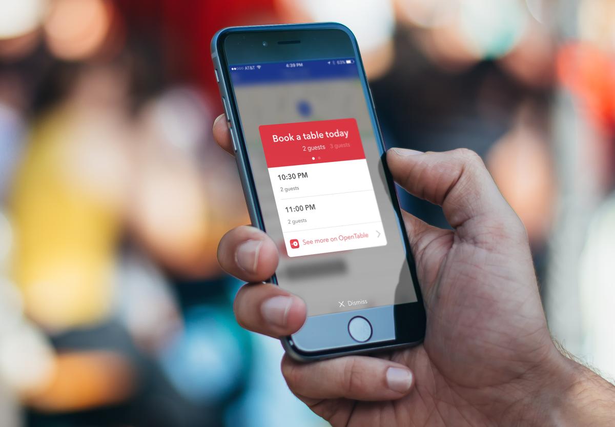 Chicagowskie restauracje oszukane przez aplikację OpenTable