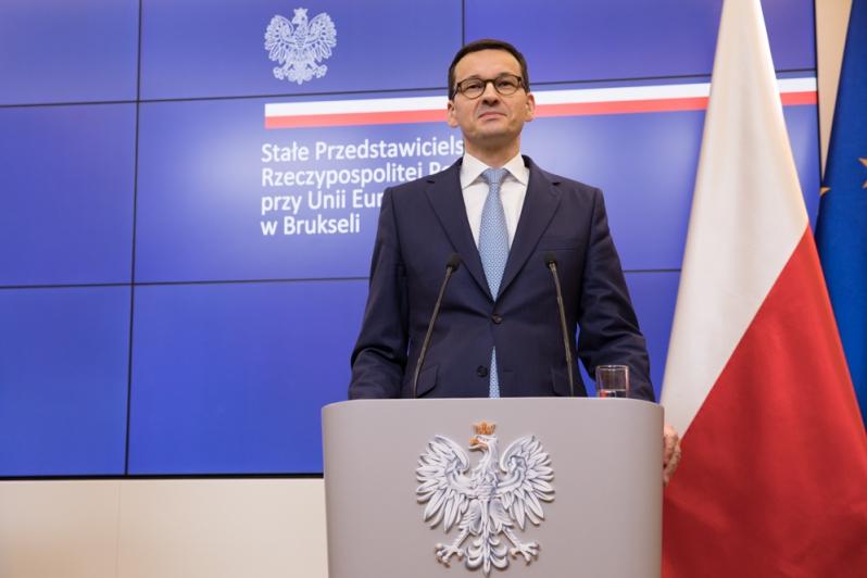 Premier o nadziei na przekonanie instytucji europejskich ws. praworządności