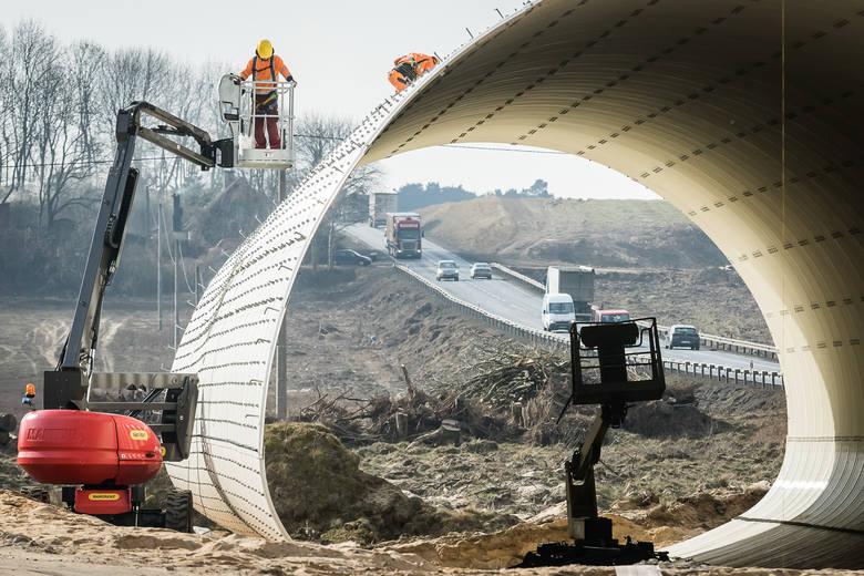 Czy wycena prywatnych nieruchomości wykupowanych pod budowę drogi S5 jest wykonywana rzetelnie?