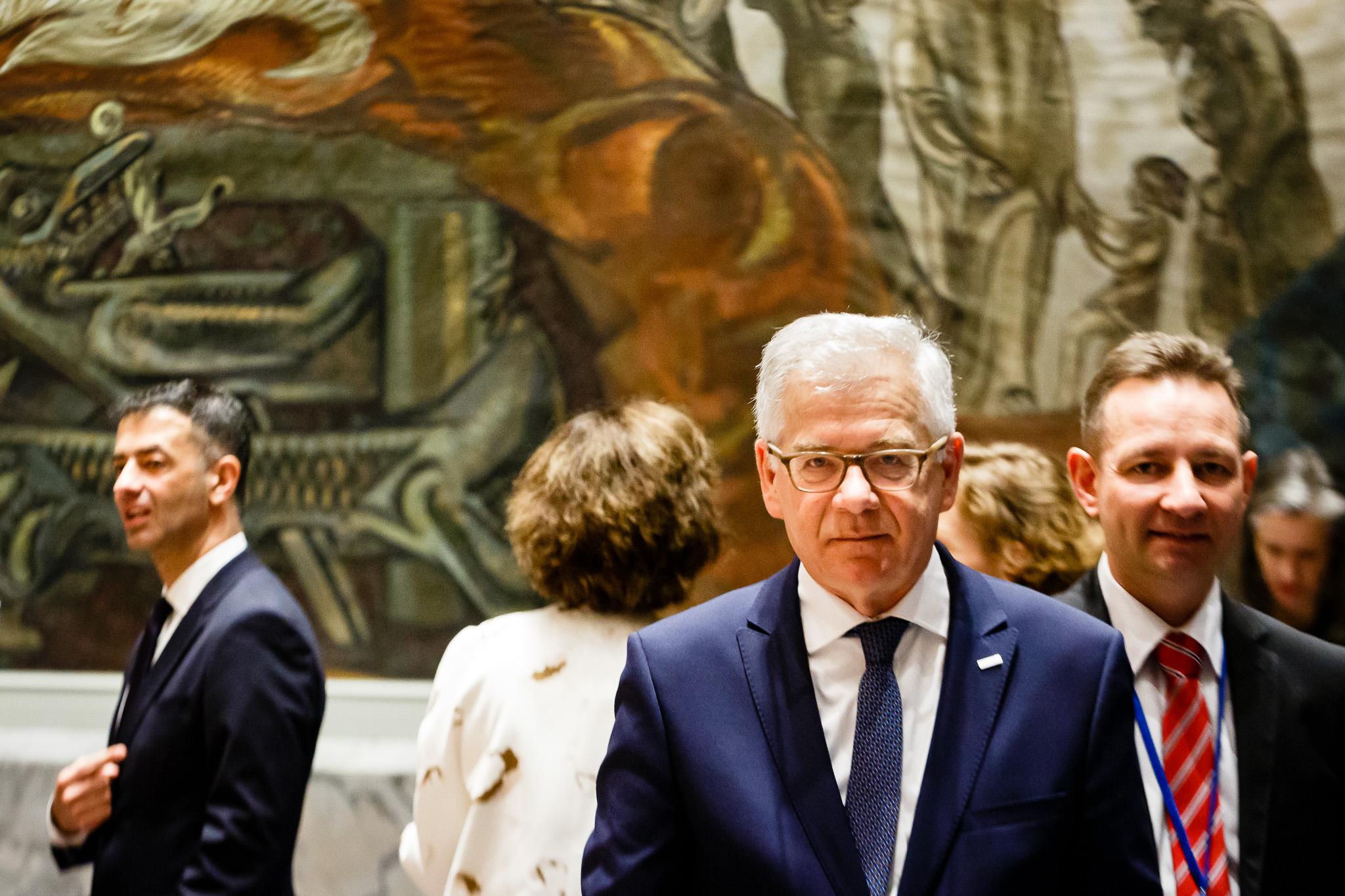 Czaputowicz: Pozycja międzynarodowa Polski wynika z silnej pozycji, jaką posiada ona w Europie