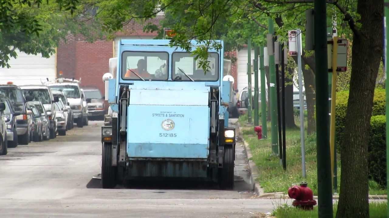 W Chicago rozpoczyna się sezon czyszczenia ulic