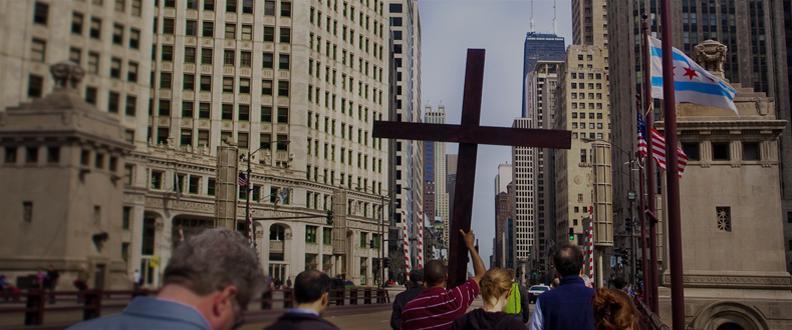W Wielki Piątek odprawiona zostanie Droga Krzyżowa na ulicach Chicago