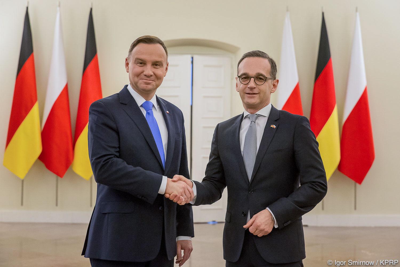 Szczerski o wizycie niemieckiego ministra spraw zagranicznych w Polsce: Warszawa i Berlin mogą mówić jednym głosem w sprawie przyszłości Europy