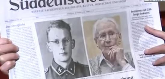 """Nie żyje Oskar Gröning, """"Księgowy Auschwitz"""""""
