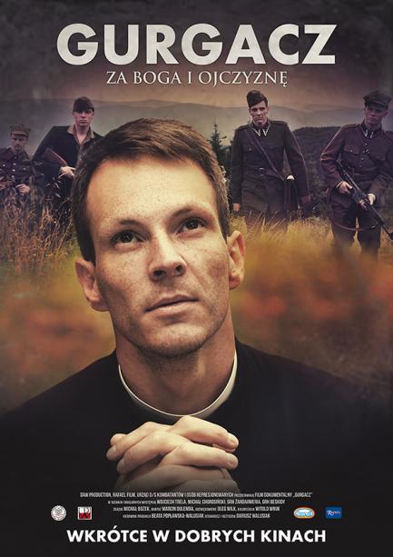 """Na ekrany kin wchodzi film """"Gurgacz"""" o kapelanie żołnierzy wyklętych"""