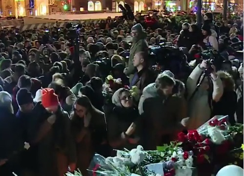 """Rosja: Pierwsze akty oskarżenia w sprawie tragicznego pożaru Centrum Handlowego """"Zimowa Wiśnia"""" w Kemerowie"""