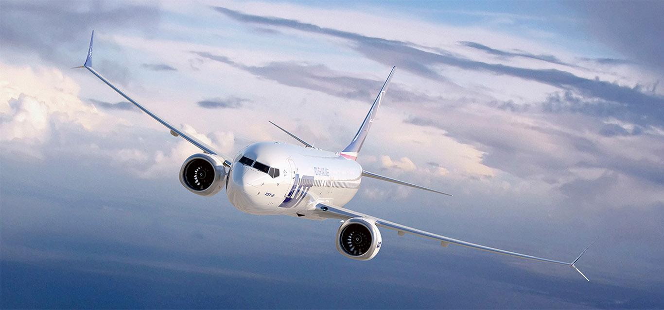 Największy samolot PLL LOT – Boeing 787-9 Dreamliner gotowy do pierwszego rejsu