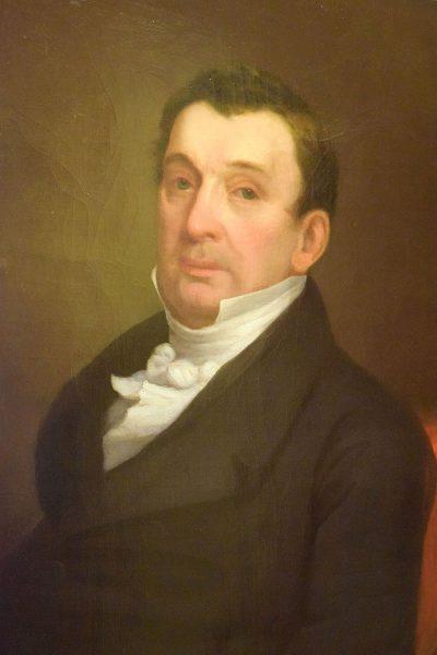 Rozwiązano zagadkę portretu sędziego sprzed ok. 200 lat